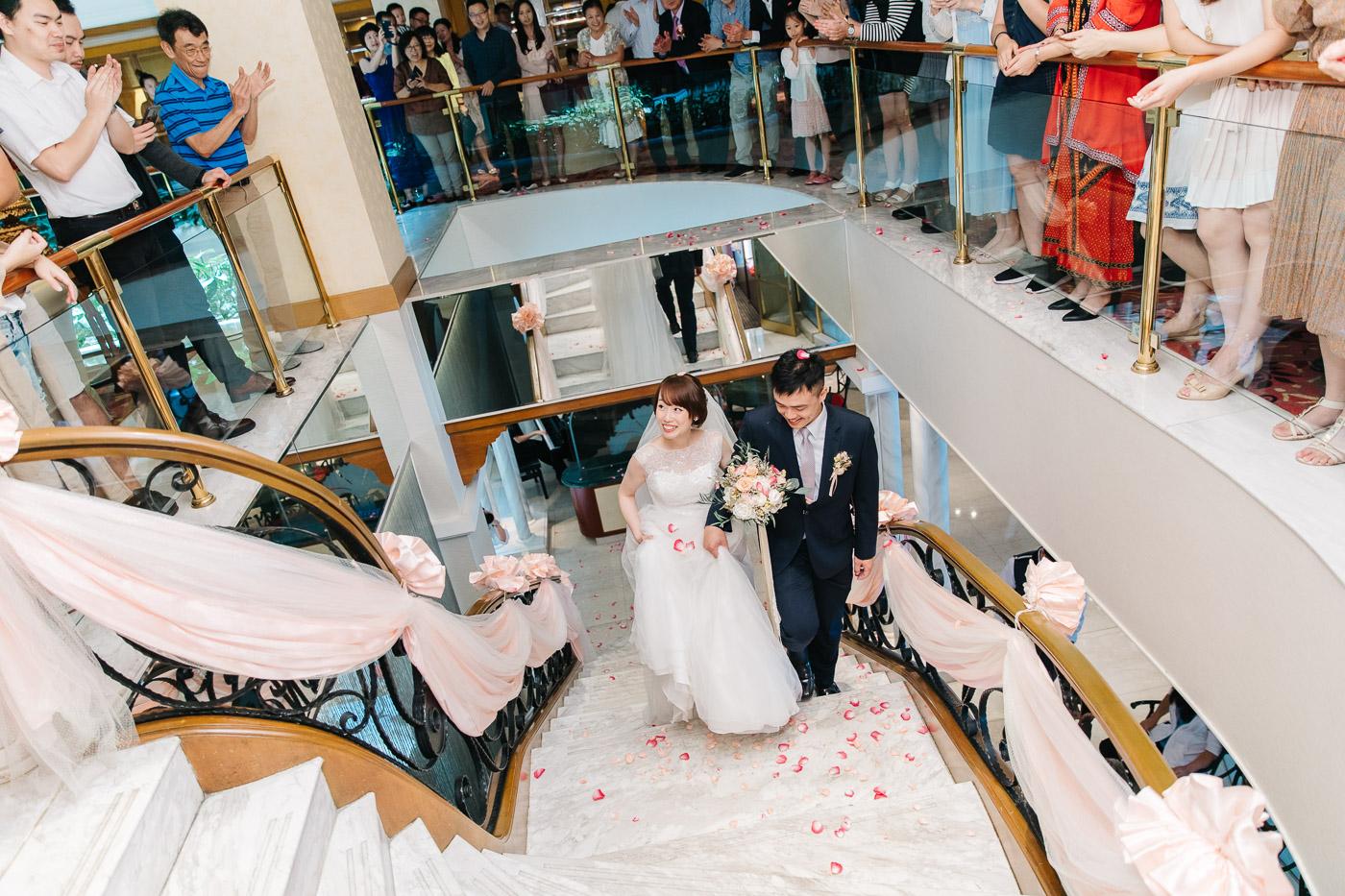 台北歐華飯店婚禮