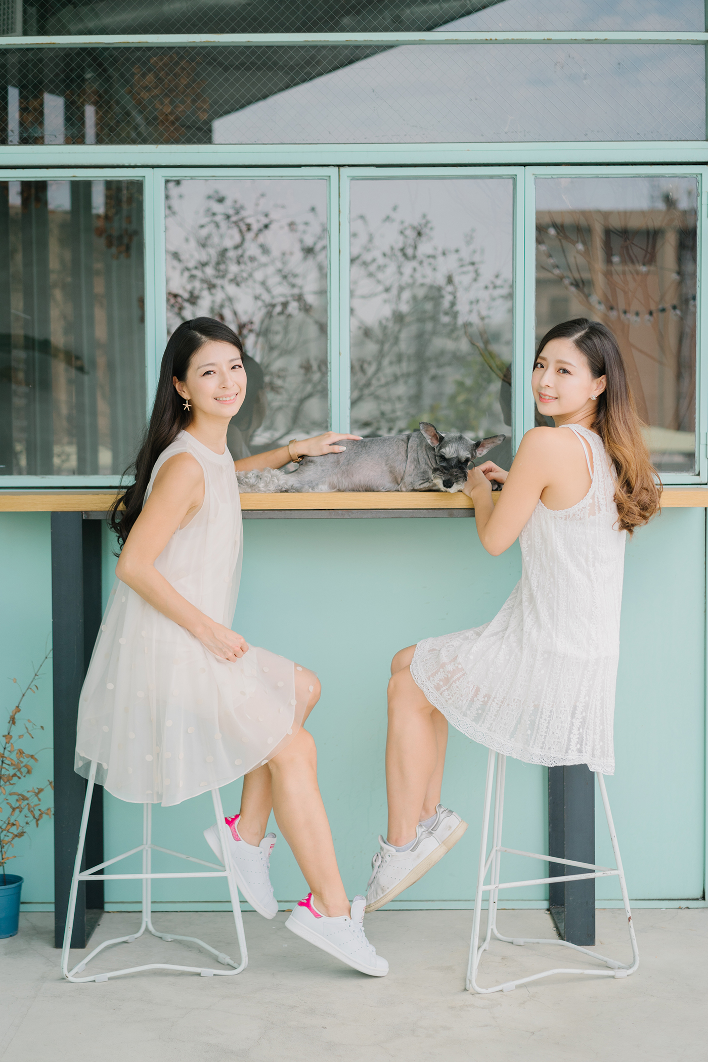 J萱野可芬&可芳-2sweet-美式-the-stage