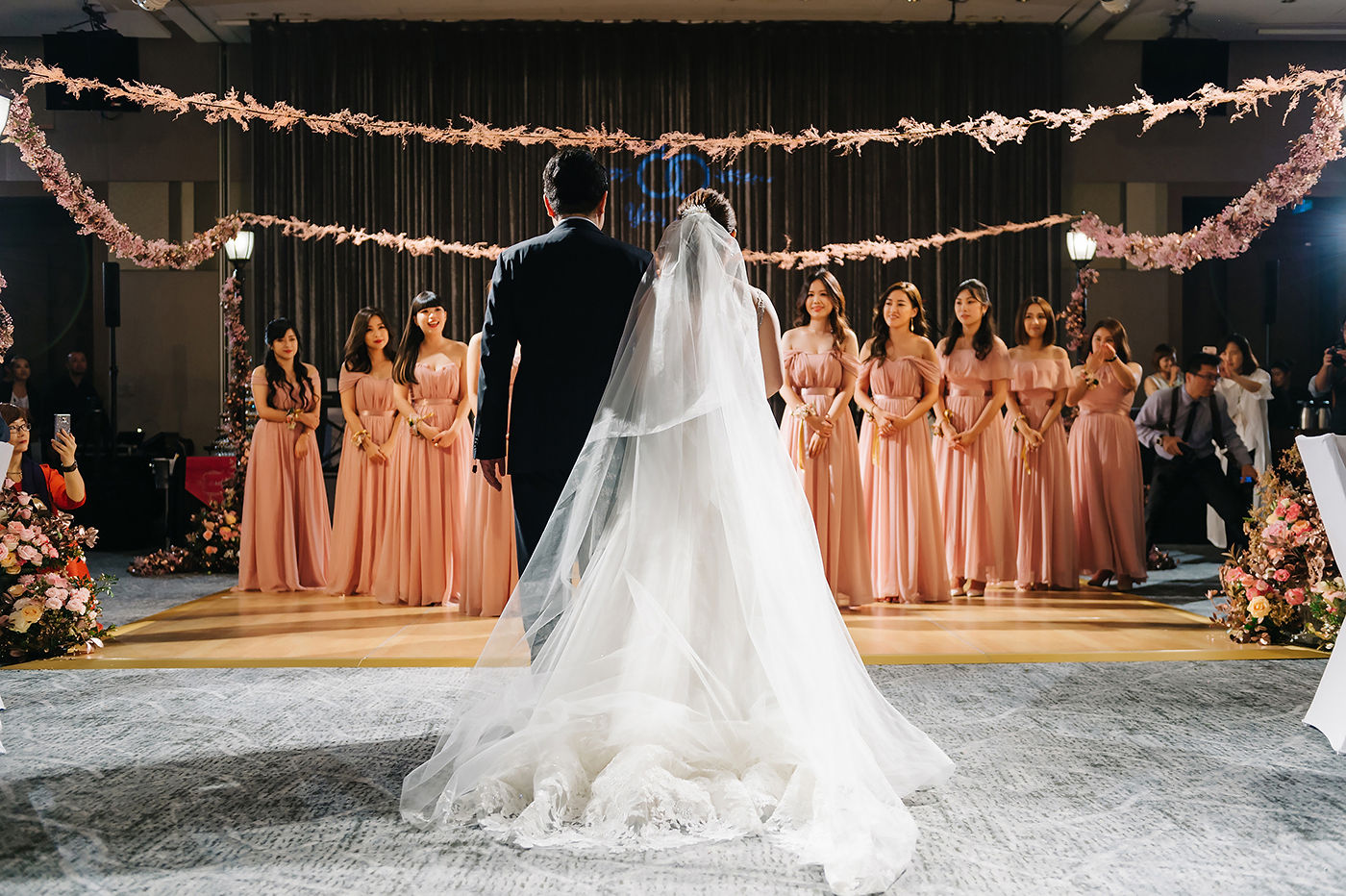 寒舍艾美婚禮-stage-美式婚禮