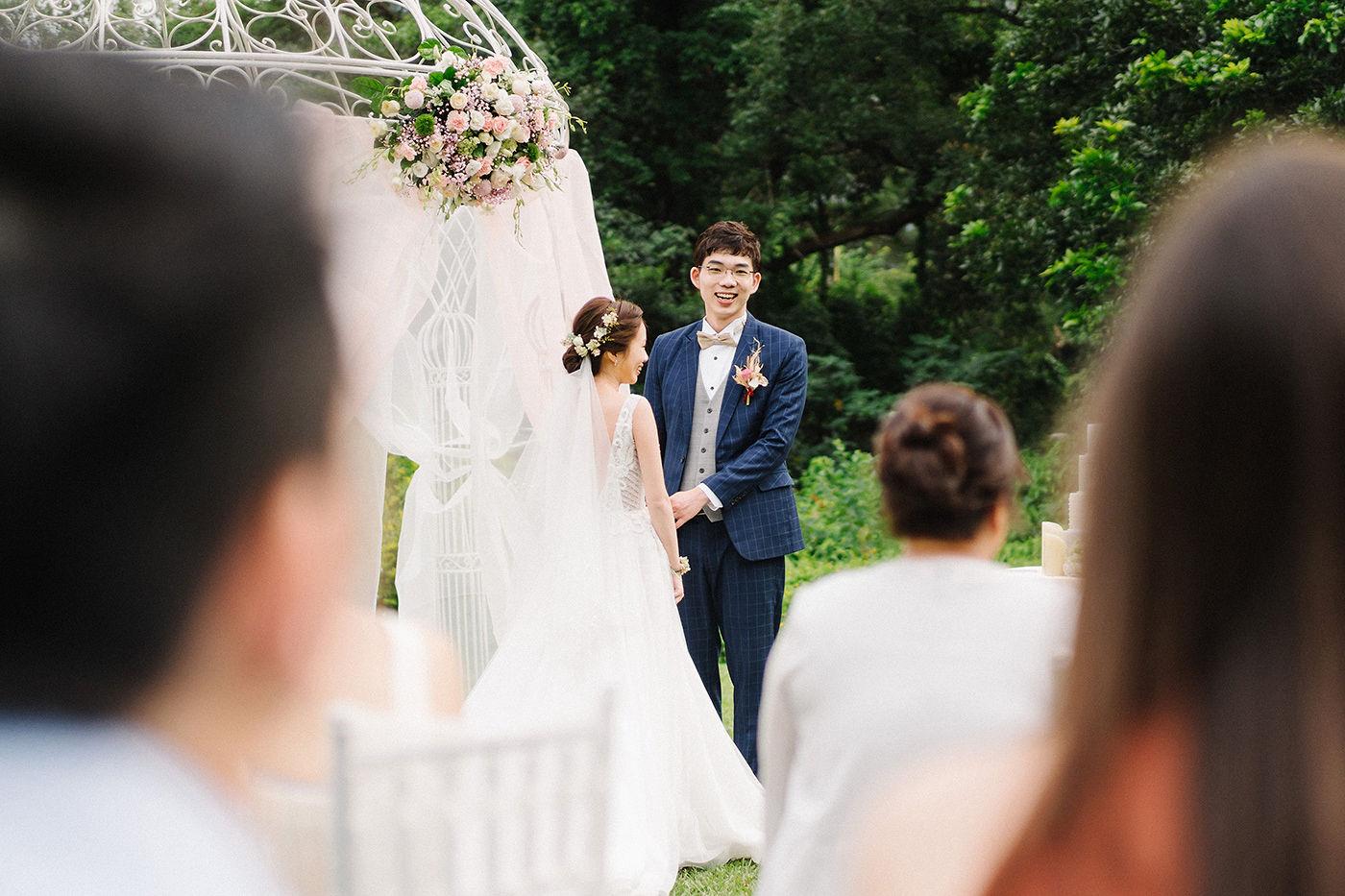 優聖美地鄉村渡假別墅婚禮