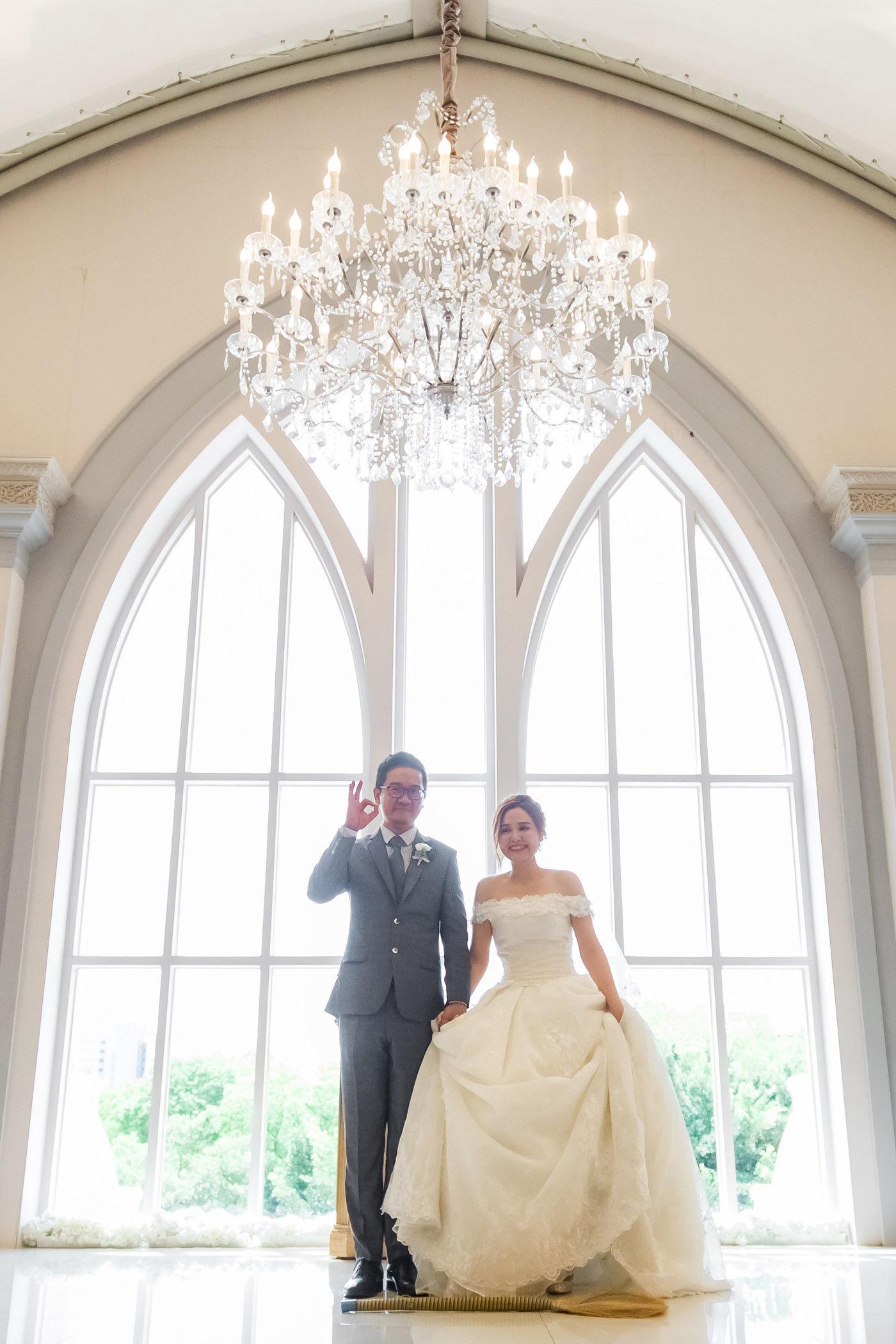 翡麗詩莊園婚禮-女攝影師