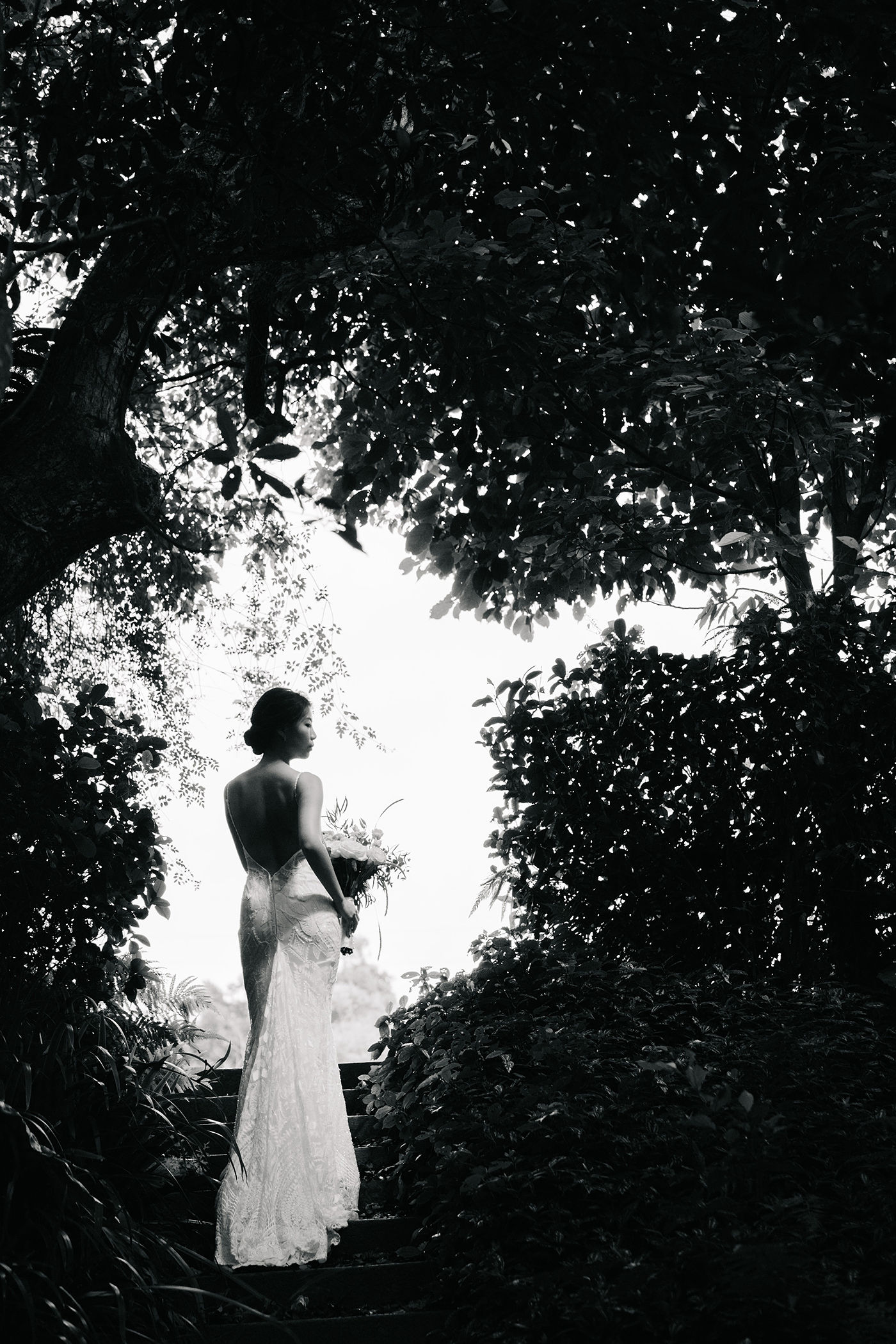 納美花園婚禮作品