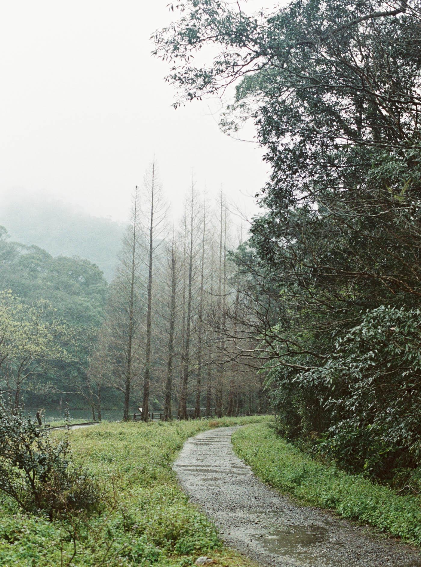 宜蘭婚紗-福山植物園-The Stage-Mark Hong-唯諾禮服-