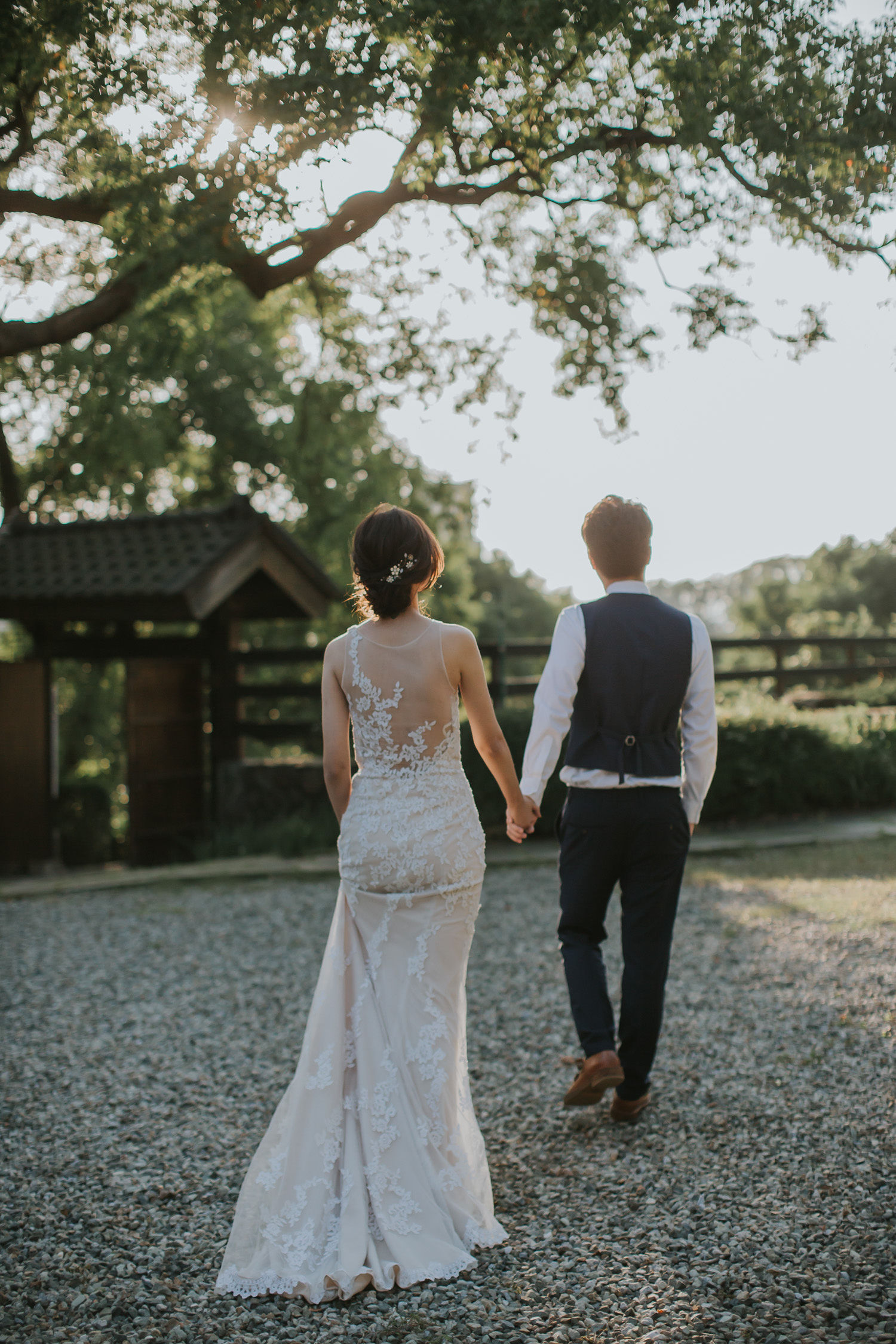 一滴水紀念館 婚紗