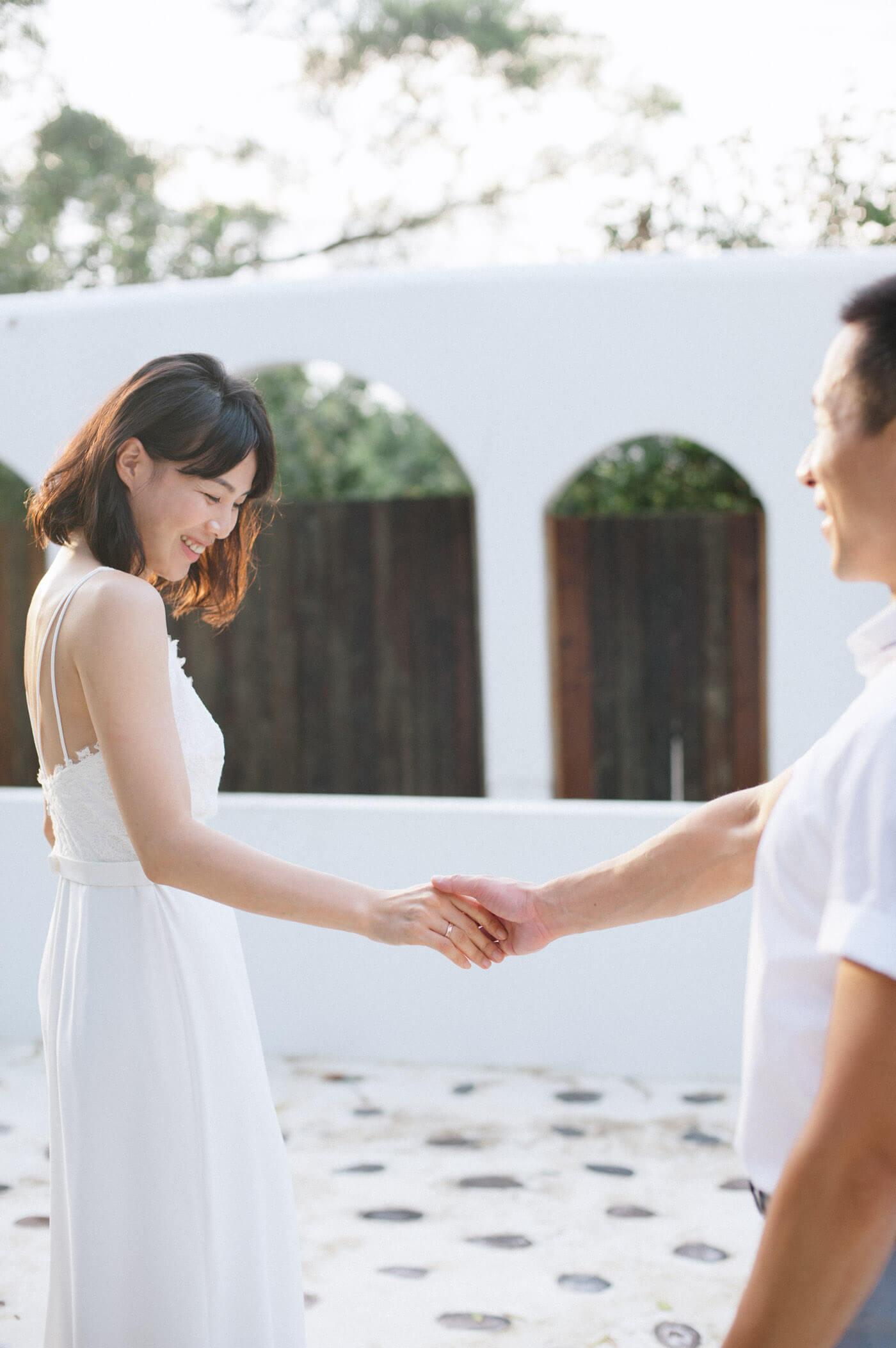 十週年婚紗 唯諾禮服婚紗