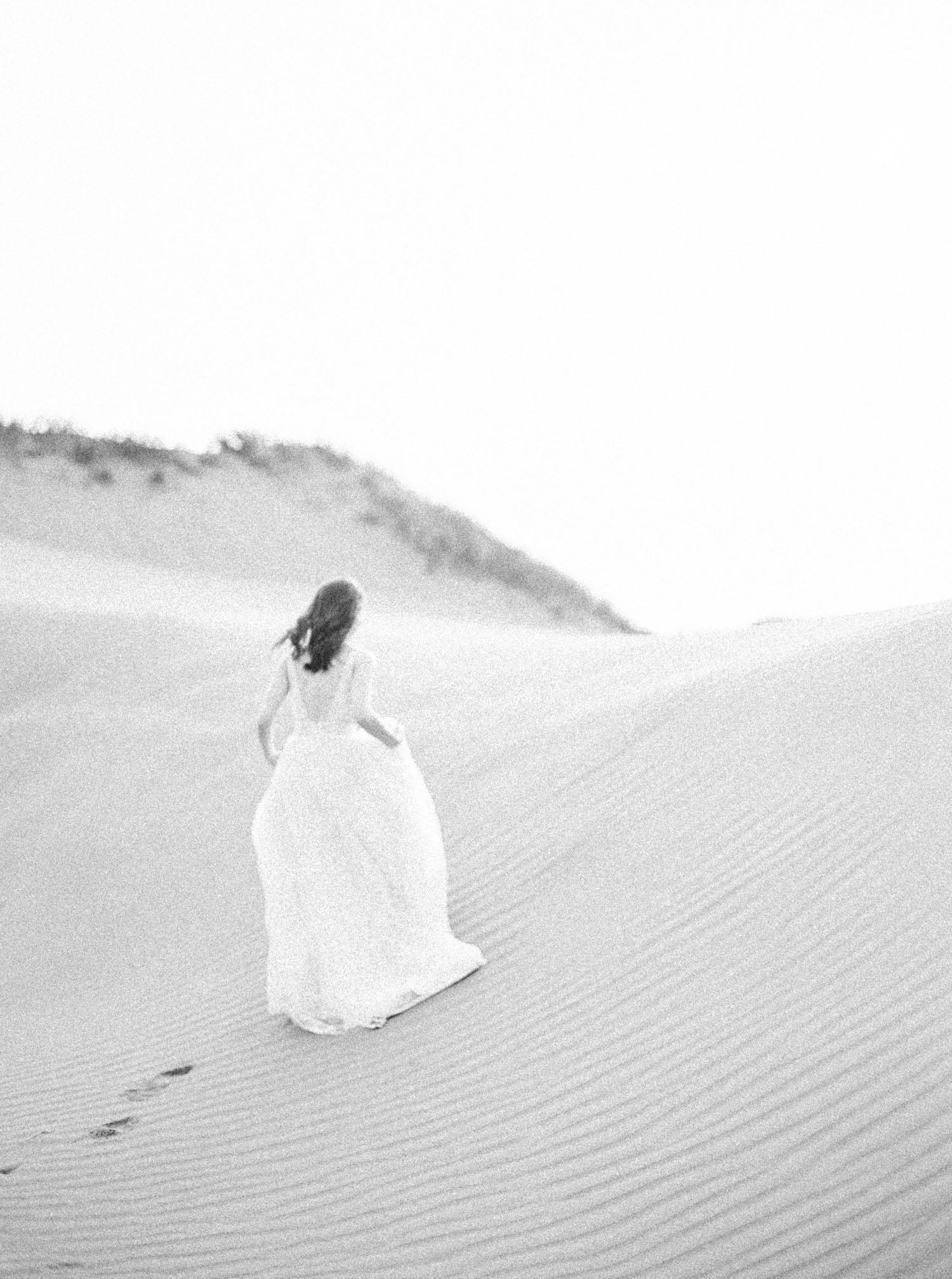 香山沙漠-沙漠婚紗-海灘-逆光-底片-Fine Art