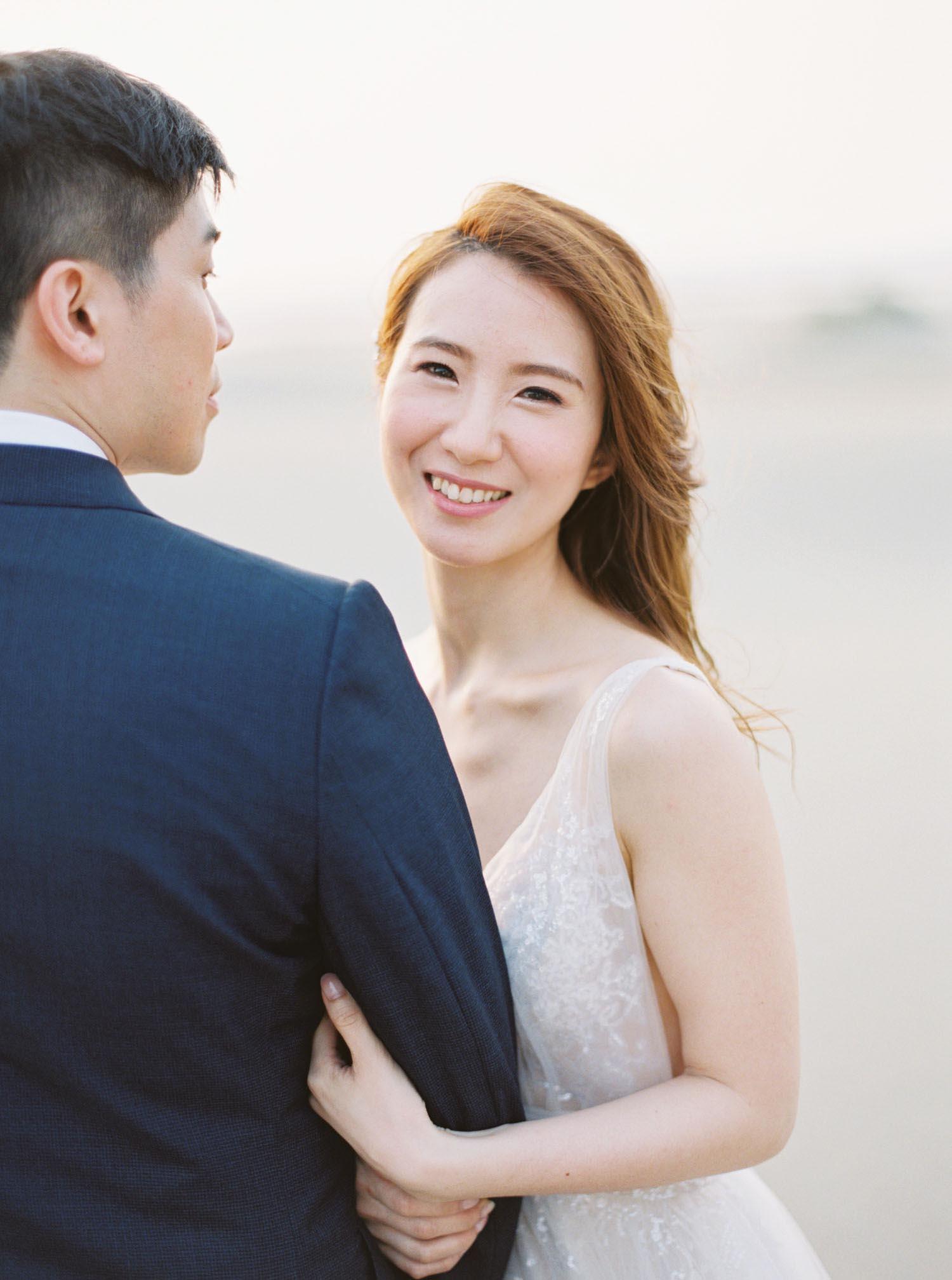 香山沙漠婚紗-海灘-逆光-底片-Fine Art