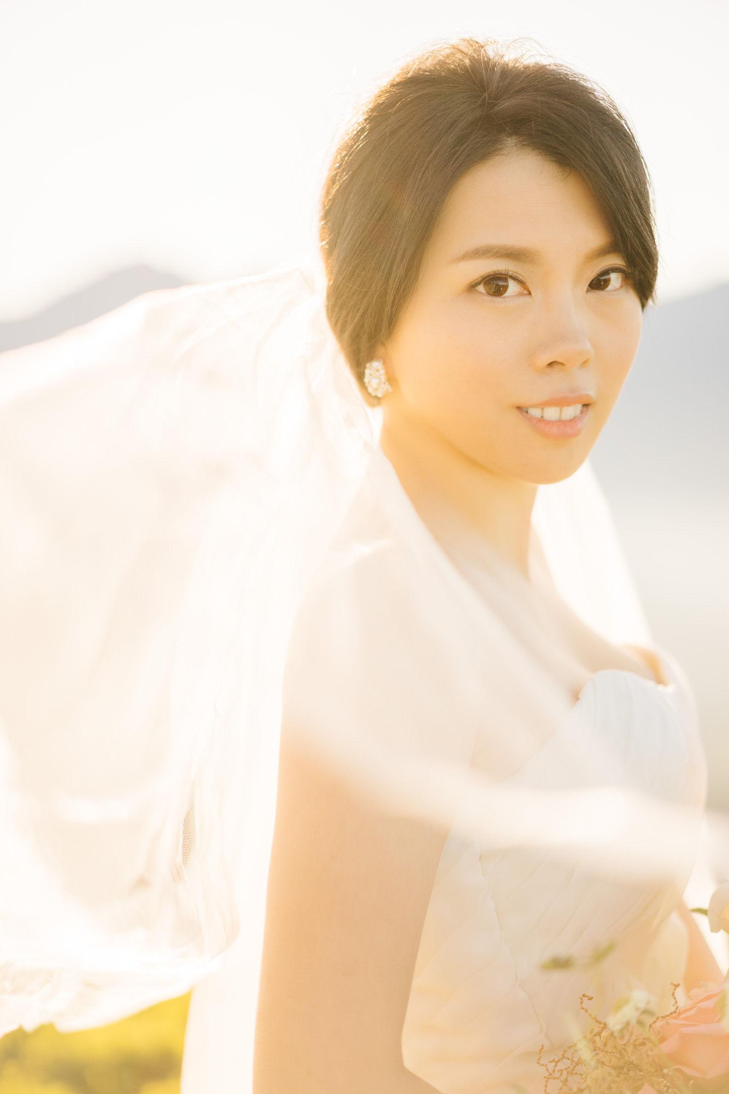 武嶺 婚紗