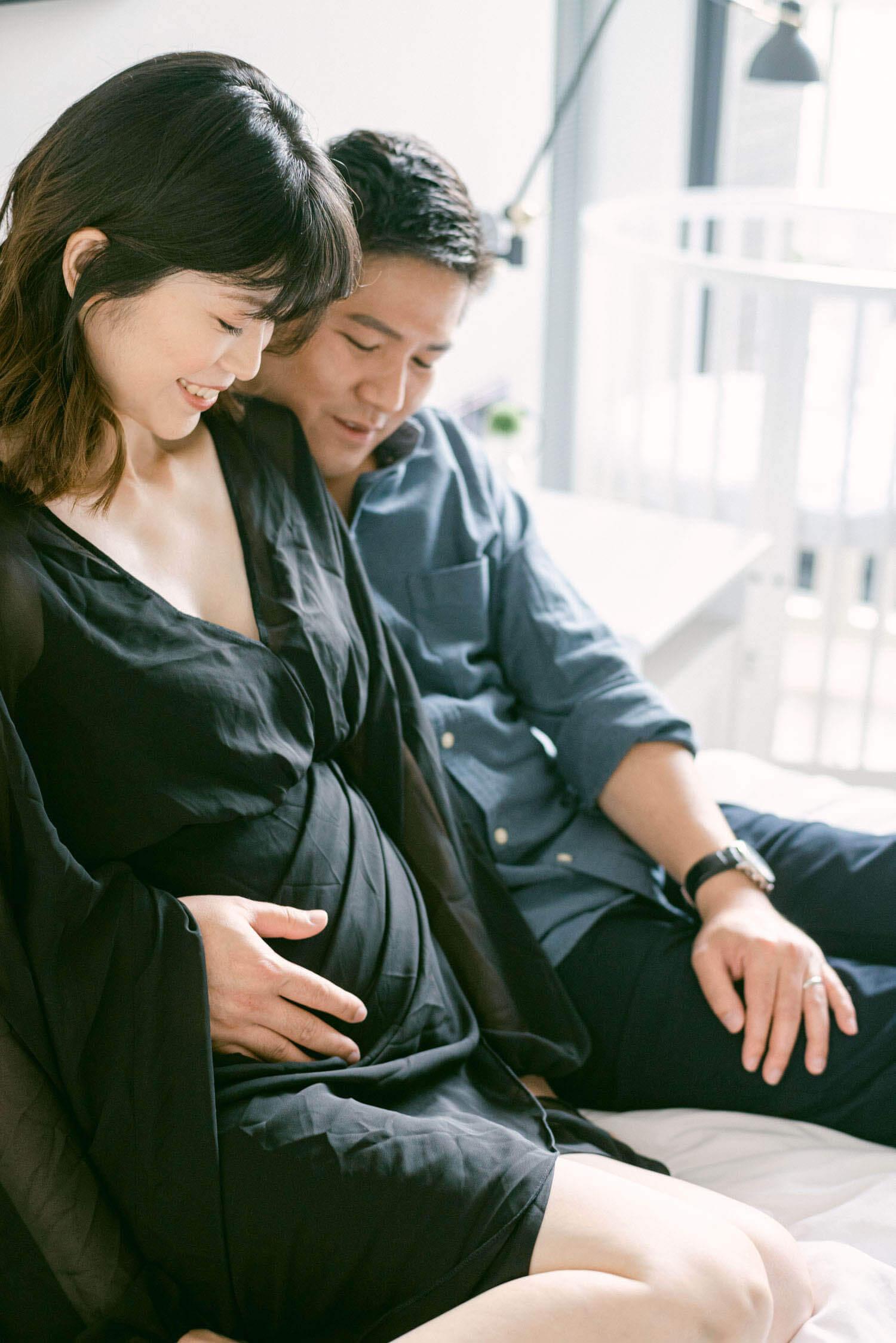孕期寫真 孕婦寫真 底片 Mark
