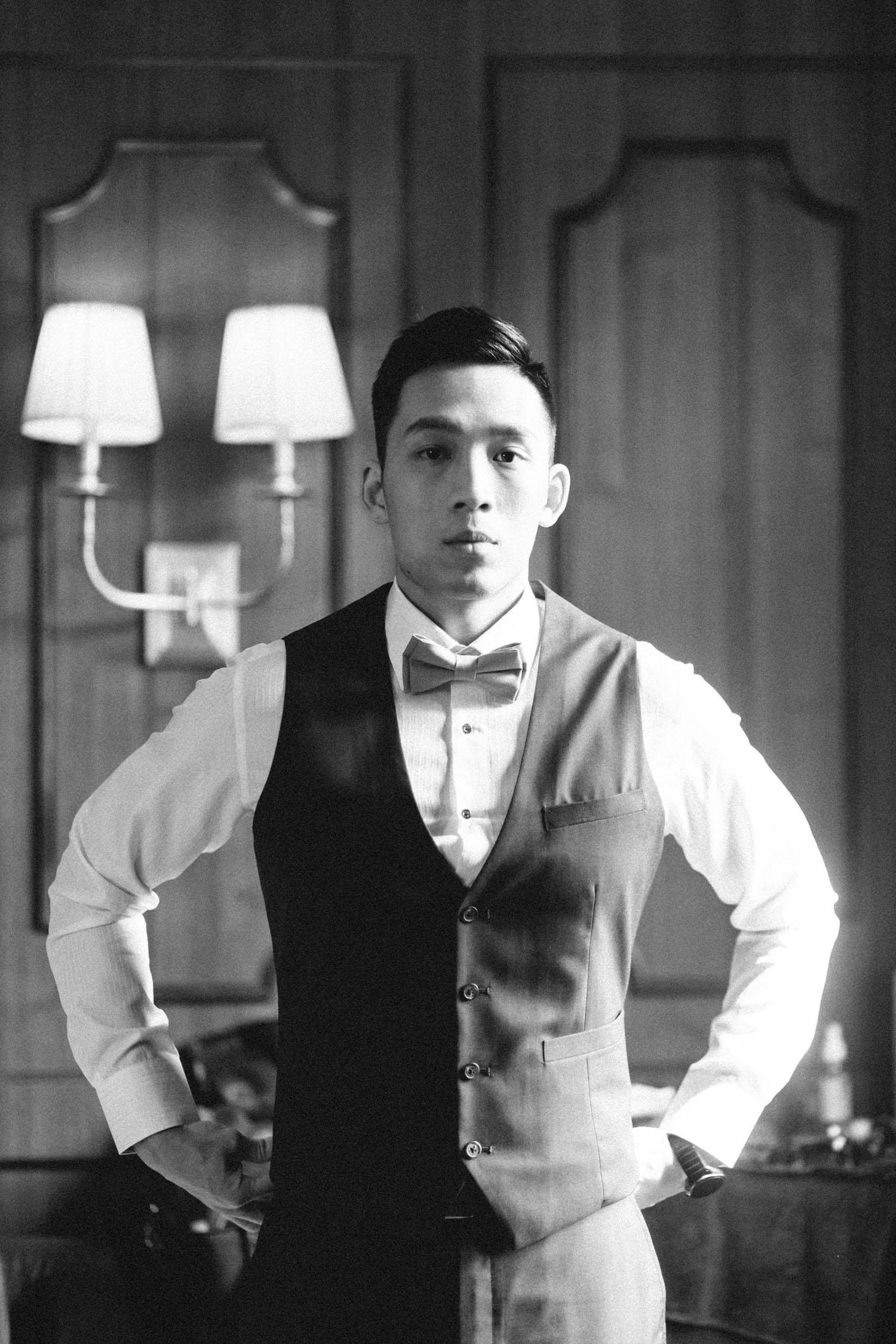 翡麗詩莊園 婚禮-Robert Chang-STAGE-Jenny & Bill
